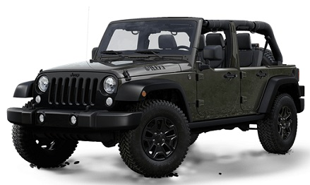 2007+ Jeep Wrangler JK Wheels