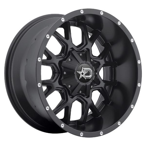Deep Dish Dropstars 645B Wheels