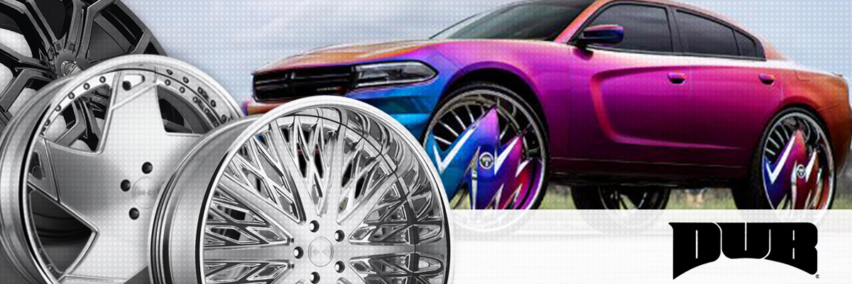 DUB Wheels Web Banner