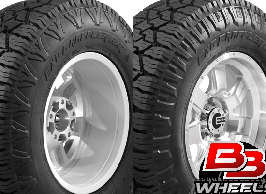 nitto terra grappler   nitto exo grappler awt tires   bb wheels