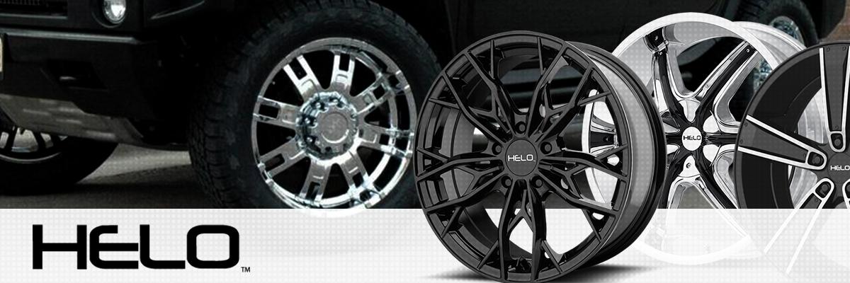 Helo Wheels Web Banner