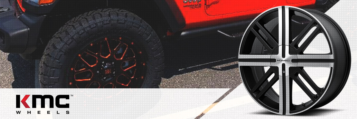 KMC Wheels Web Banner