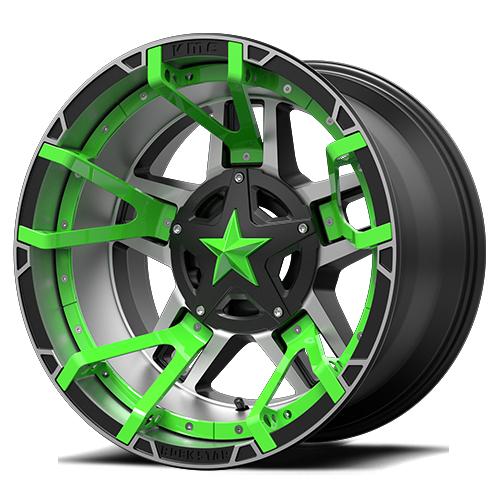 Grid Gd1 Wheels >> Green Truck Wheels | Green Truck Rims | Custom Green SUV & Truck Wheels