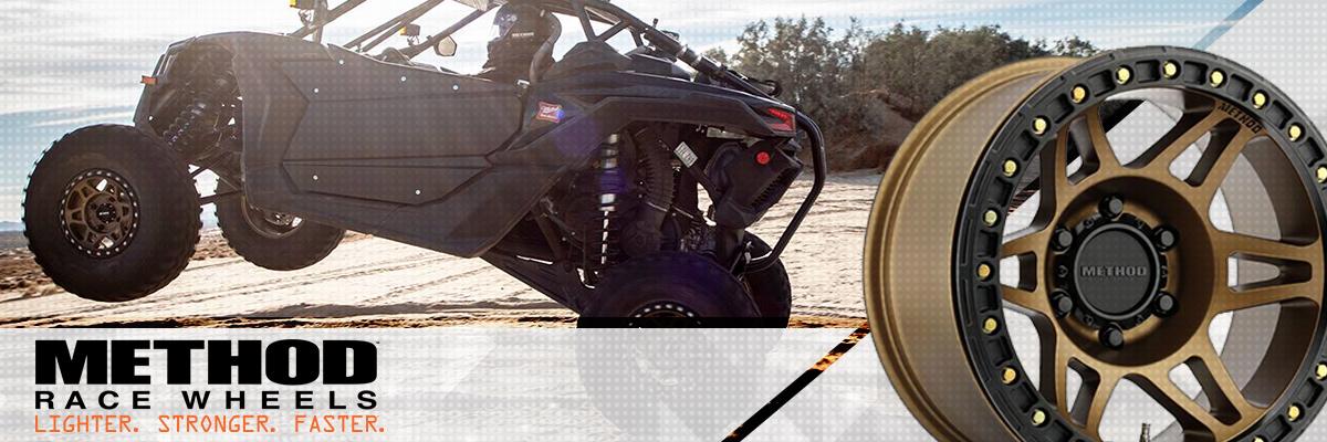 Method Race Wheels Web Banner