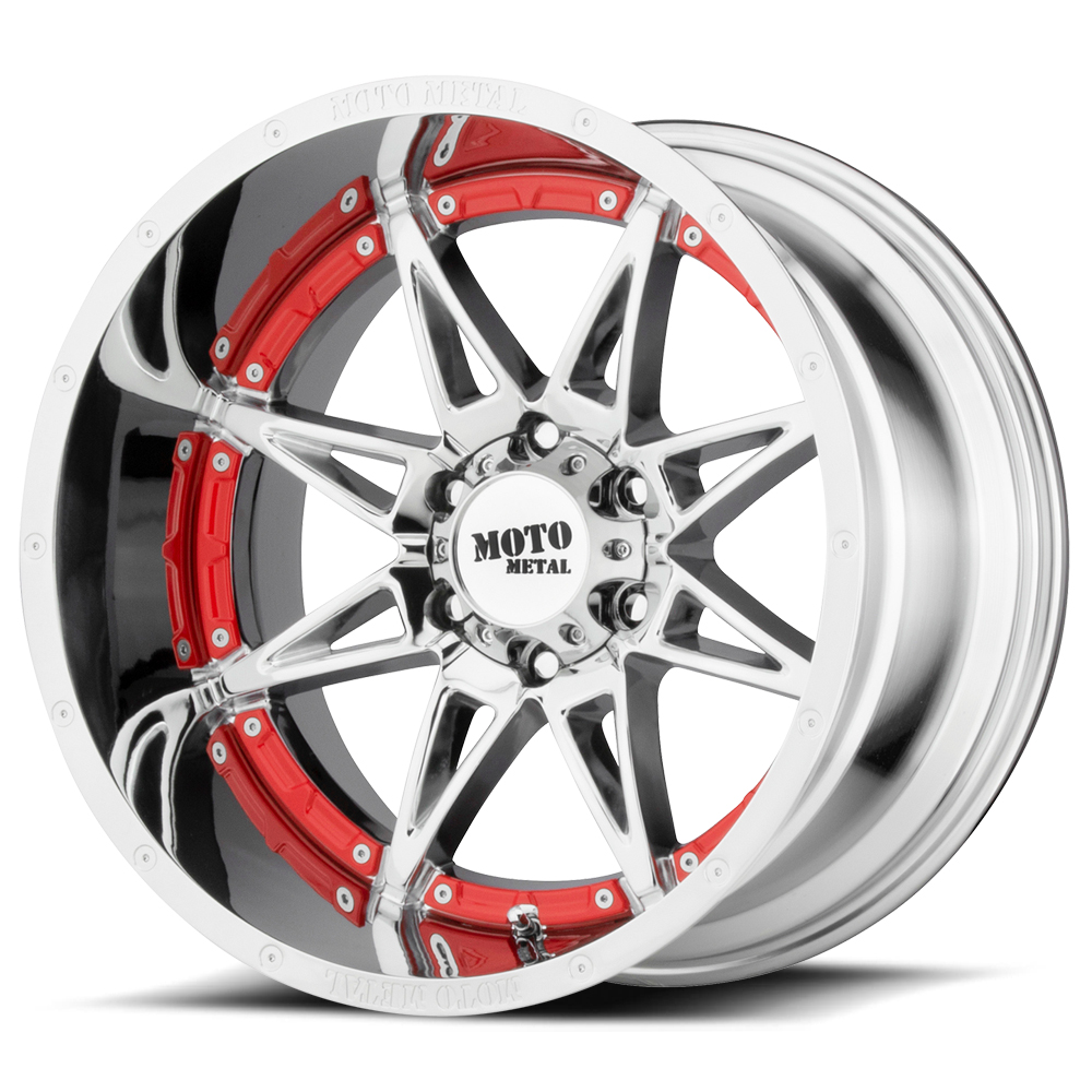 Moto Metal mo993 hydra chrome 6 lug