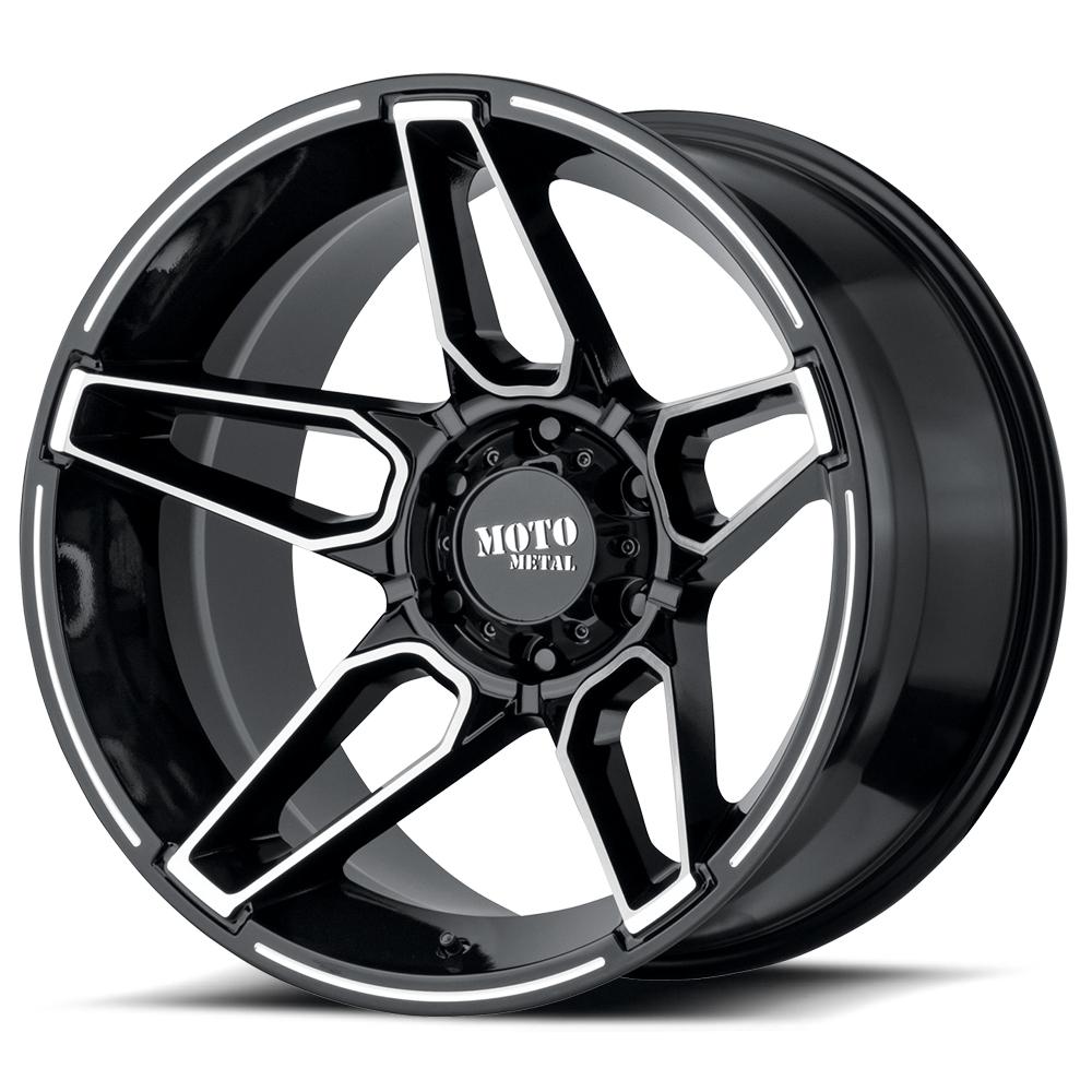 Moto-Metal-MO9943-Fang-wheel-rim-gloss-black-5lug-6lug-8lug