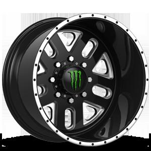 Monster Energy 539BM Deep Dish Rims