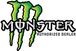 Monster Energy Deep Dish Rims