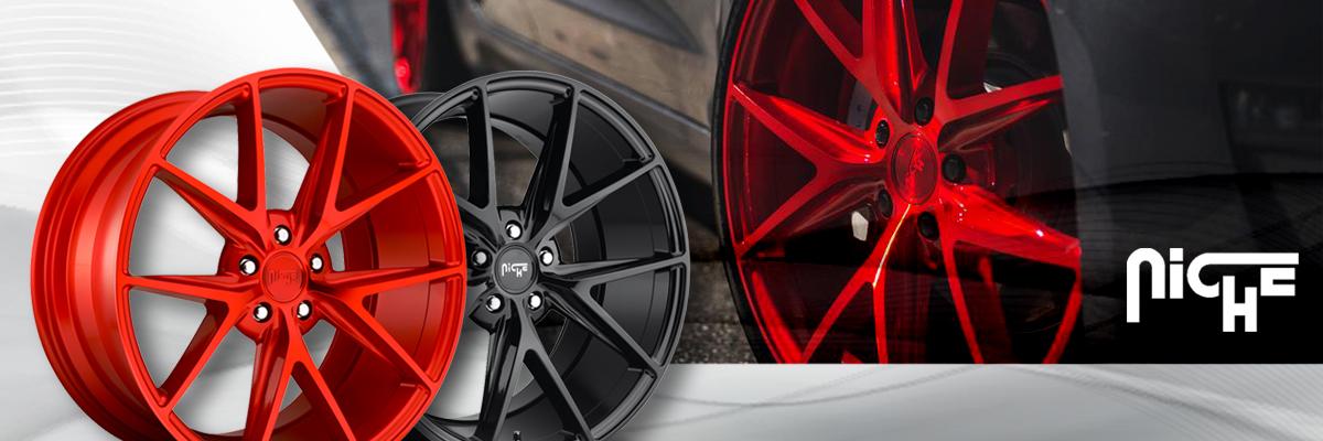 Niche Road Wheels Web Banner