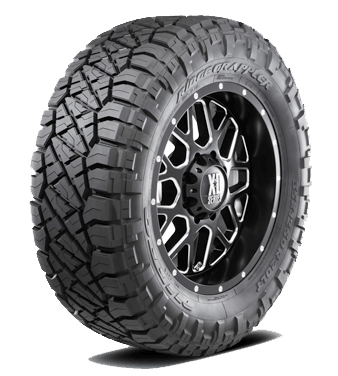 Nitto Ridge Grappler Sizes >> Nitto ® Ridge Grappler Tires | All Terrain & Mud | FREE ...