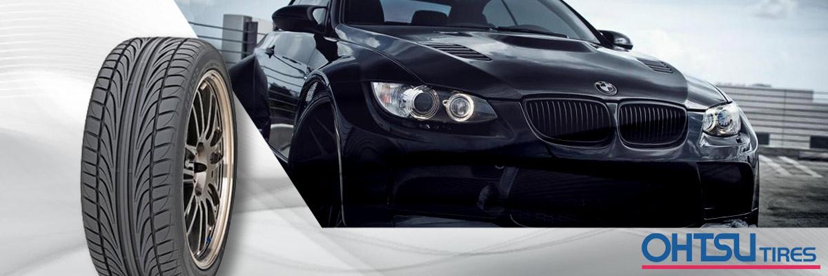 OHTSU Tires Web Banner