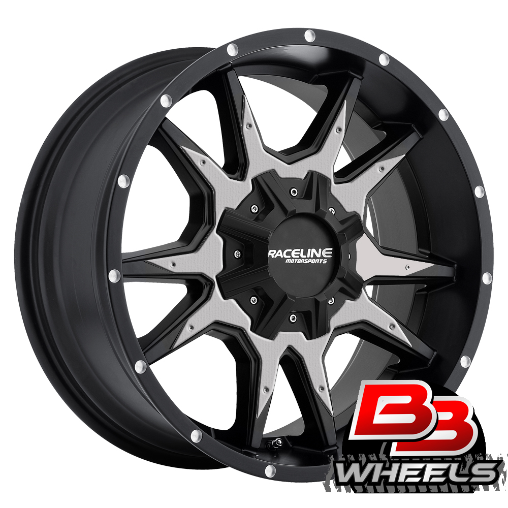 Raceline Cobra Wheels for Your Truck or SUV! New for 2015 ...