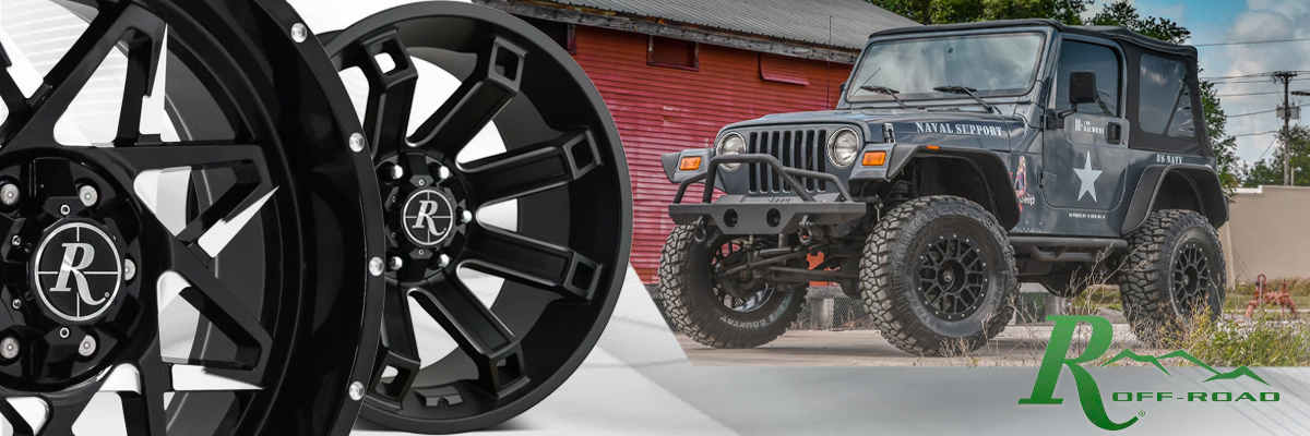 Remington Off-Road Wheels Web Banner