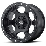 XD Series Robby Gordon RG1 XD131 Wheels Rims 17x8.5 Black 6x120 25mm | XD13178577725 | Free Shipping!