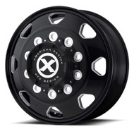 ATX Series Octane OTR Semi Wheels Rims Black 22.5x8.25 10x285.75 90 | AO40122510901