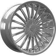 Kronik Kush 406 Wheels Rims Chrome 18x8 5x110 5x115 40 | 4068801940C