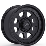 Pacer Nighthawk 166SB Wheels Rims Black 16x8 8x170 0 | 166SB-6887+00