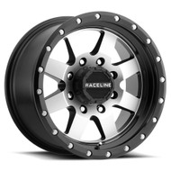 Raceline Defender 935M Wheels Rims Machined 16x8 8x6.5 (8x165.1) 0 | 935M-68080-00