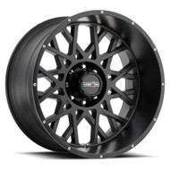 Vision Rocker 412 18X9 Wheels Rims Black 12 | 412-8985SB12