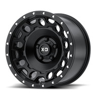 XD Series Holeshot XD129 18x9 Wheels Rims Black 18 | XD12989055718