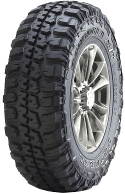 Federal Couragia M T Off Road Tires 33x12 50r15 46qc53 Free