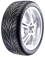 Federal Ss595 Performance Tire 185/60R13 80H