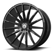 Asanti ABL14 20x10.5 Gloss Black Wheels Rims 5x115 38 | ABL14-20051538BK