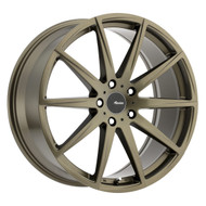Advanti Racing ® Dieci 91BZ Wheels Rims Bronze 18X8 5x4.5 (5x114.3) 45 | 91BZ-DI88514458