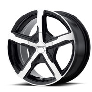 American Racing ® Trigger AR921 Wheels Rims Black Machined 18x8 6x127 (6x5) 38 | AR92188065538
