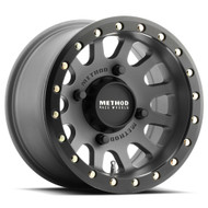 Method Utv Race Wheels ® 401 Beadlock Wheels Rims Titanium 14x8 4x156 -2 | MR40148046844B