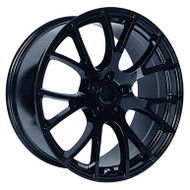 Oe Creations ® 161GB Wheels Rims Gloss Black 22x9.5 5x115 18 | 161GB-22959018