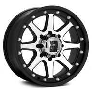 XD ADDICT Wheels XD798 17X9 5X127 Black Machined -12 | XD79879050512N
