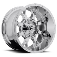 FUEL KRANK D516 WHEELS 20X10 8X170 -12MM CHROME | D51620001750
