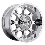 FUEL KRANK D516 WHEELS 20X10 8X170 -24MM CHROME | D51620001745
