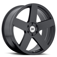 Black Rhino Everest 22x9.5 6x5.5 6x139.7 Matte Black 25 Wheels Rims | 2295EVE256140M12