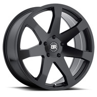 Black Rhino Mozambique 22x9.5 5x127 5x5 Matte Black 30 Wheels Rims | 2295MZA305127M71