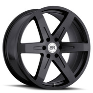 Black Rhino Peak 20x9 6x132 Matte Black 30 Wheels Rims | 2090PEK306132M74