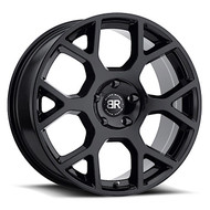 Black Rhino Tembe 22x9.5 5x127 5x5 Gloss Black 30 Wheels Rims | 2295TEM305127B71