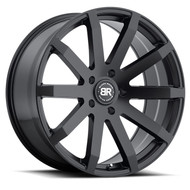 Black Rhino Traverse 22x9.5 5x5.5 5x139.7 Matte Black 20 Wheels Rims | 2295TRV205140M78