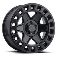 Black Rhino York 18x9 5x127 5x5 Matte Black -12 Wheels Rims | 1890YRK-25127M71