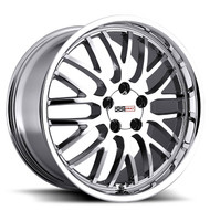 Cray Manta 17x9 5x4.75 5x120.65 Chrome 50 Wheels Rims | 1790CMA505121C70