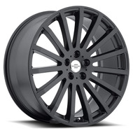 Redbourne Dominus 22x9.5 5x120 Matte Black 32 Wheels Rims | 2295RDM325120M72