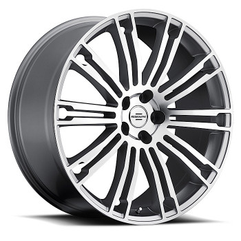 Redbourne Manor 20x9.5 5x120 Silver 32 Wheels Rims | 2095RMR325120S72