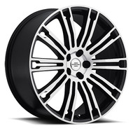 Redbourne Manor 22x9.5 5x120 Matte Black 32 Wheels Rims | 2295RMR325120M72