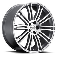 Redbourne Manor 22x9.5 5x120 Silver 32 Wheels Rims | 2295RMR325120S72