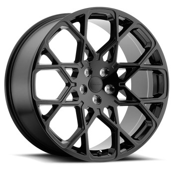 Redbourne Meridian 20x9.5 5x120 Gloss Black 32 Wheels Rims | 2095RDE325120B72