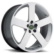 Redbourne Nottingham 20x9.5 5x120 Silver Wheels Rims | 2095RNT325120S72