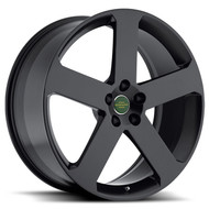 Redbourne Nottingham 22x9.5 5x120 Matte Black 32 Wheels Rims | 2295RNT325120M72