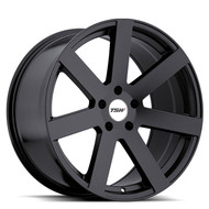 Tsw Bardo 19x8 5X4.5 Matte Black 40 Wheels Rims | 1980BAR405114M76