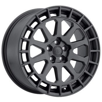 Black Rhino Boxer 17x8 5x100 Matte Black 40 Wheels Rims | 1780BXR405100M72